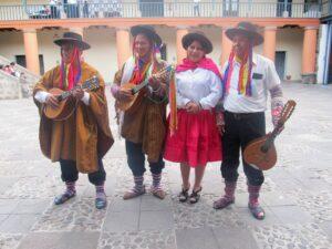 Llaqtamaqteros en Ayacucho